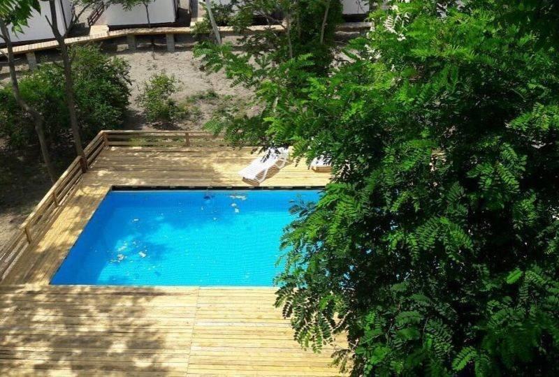 аква резорт отель абхазия
